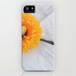 Himalayan Poppy iPhone Case