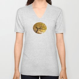 Protected and Protecting Unisex V-Neck