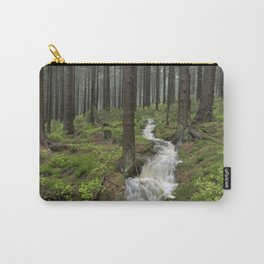 Water always flows downhill Carry-All Pouch