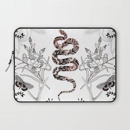 Rose Gold Snake Laptop Sleeve