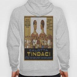 Vintage poster - Calotta Tindaci Hoody