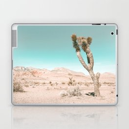 Vintage Desert Scape // Cactus Nature Summer Sun Landscape Photography Laptop & iPad Skin
