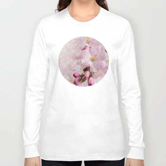 Sakura Blossoms 04 Long Sleeve T-shirt