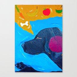 earmuffs Canvas Print
