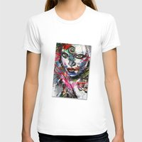 third eye T-shirts featuring third eye by yossikotler