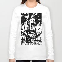 sam smith Long Sleeve T-shirts featuring Sam  by Pascale Denning