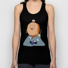 AT - Quiet Time  Unisex Tank Top