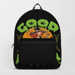 HALLOWEEN Good Witch Broomstick Girl Gift Backpack