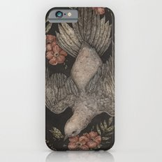Dove and Flowers Slim Case iPhone 6