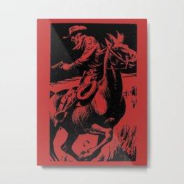 Gordon D Shirreffs - Border Guardians Metal Print