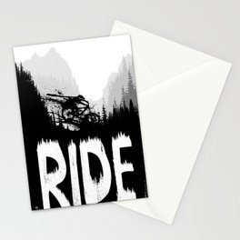 Ink Ride Stationery Cards