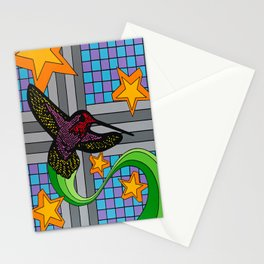"""""""Humming"""" Stationery Cards"""