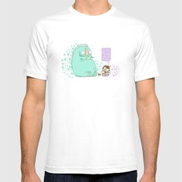 Monster and Tea T-shirt