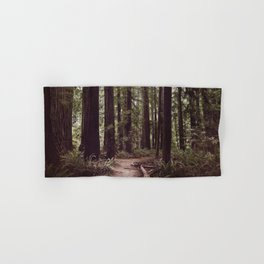 Redwood Forest Hand & Bath Towel