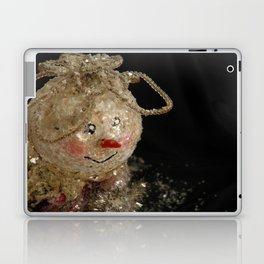 Miss, Snow Laptop & iPad Skin