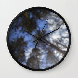 Woodland Gaze Wall Clock