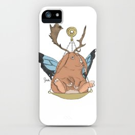 Zodiacal Chimera: The Rabbit iPhone Case