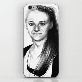 Samra Kesinovic iPhone Skin