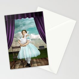 The Audition Stationery Cards