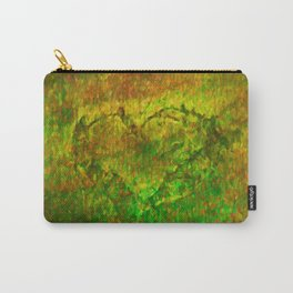 The Heart - Painting by Brian Vegas Carry-All Pouch