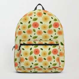 Fresh Floral Backpack