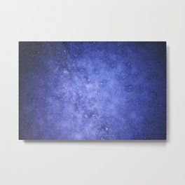 Light Purple Galaxy Metal Print