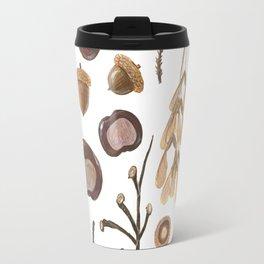 Autumn treasure chest Travel Mug