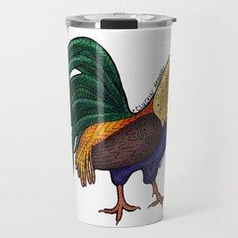 Cluckin' Around Travel Mug