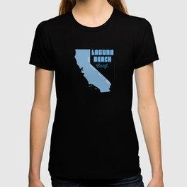 Laguna Beach California. T-shirt