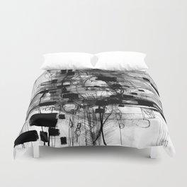 Bedtime 4F by Kathy Morton Stanion Duvet Cover
