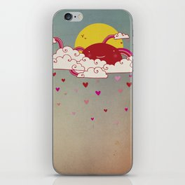 Ganbare Nippon iPhone Skin