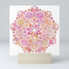 Mandala 09 Mini Art Print