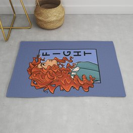 Fight Rug