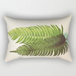 Ferns Rectangular Pillow