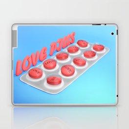 LOVE PILLS Laptop & iPad Skin