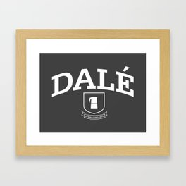 DALÉ Framed Art Print