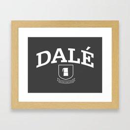 DALÉ Framed Art Print
