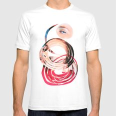 Her Mind is Lovely Mens Fitted Tee White MEDIUM