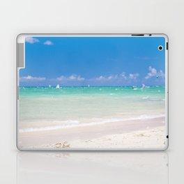 whispers of the sea Laptop & iPad Skin