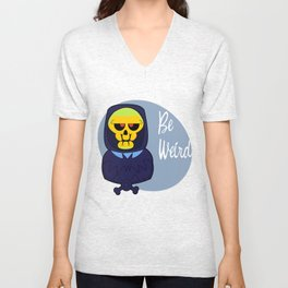 Skeletor-MOTU- Unisex V-Neck