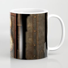Steampunk Generator Bronze Mug