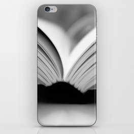 Open Book iPhone Skin