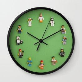 Round and round we go Wall Clock