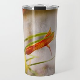 Dawn Lily Travel Mug