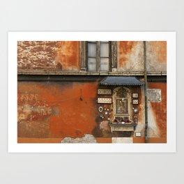 Mater Providini Art Print