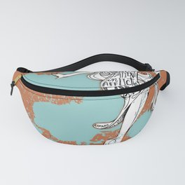 """Joyful in Hope"" Fanny Pack"