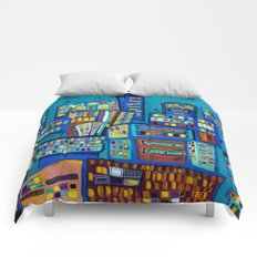 The Lost Art of Communication Comforters