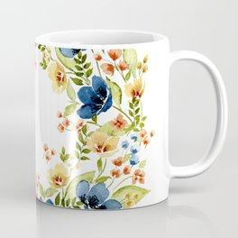 Fall into Blue Coffee Mug