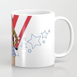 Nubia 2 - With Sword Coffee Mug