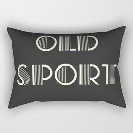 Great Gatsby Rectangular Pillow